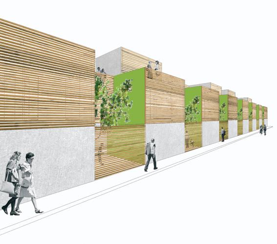 Almer a social housing flexoarquitectura - Flexo arquitectura ...