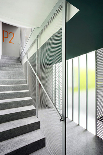 Les corts social housing flexoarquitectura - Flexo arquitectura ...