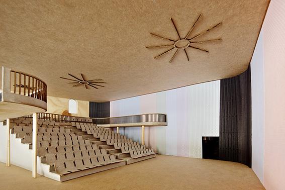 Esporles theater flexoarquitectura - Flexo arquitectura ...