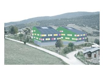 25 social housing. Alp