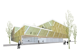 University facilities. Valladolid